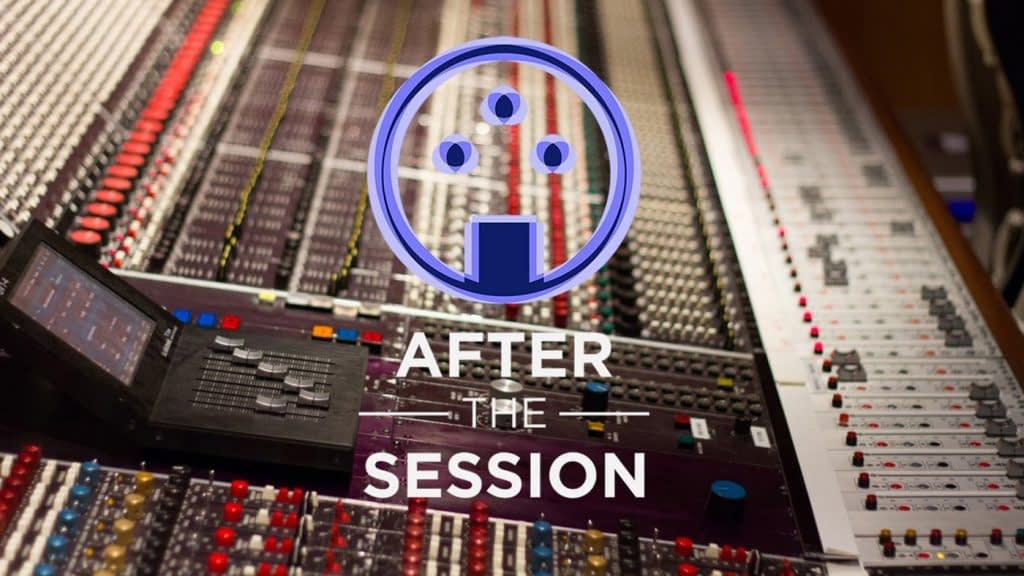 After The Session. A podcast for recording engineers, music producers, recording studio enthusiasts, artists and musicians alike.