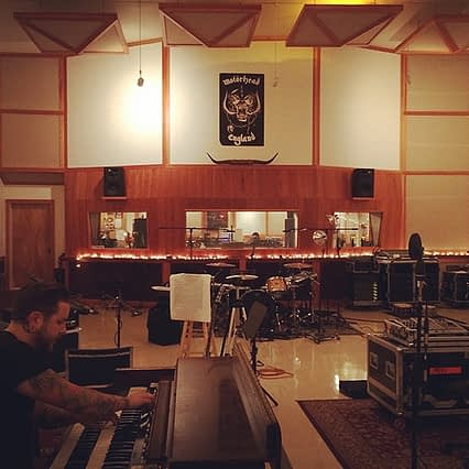 Foo Fighters Studio 606 Live Room